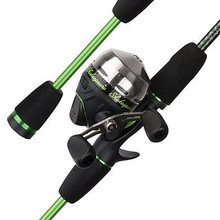 "Shakespeare Ugly Stik GX2 Youth Combo 5'6"" MED Spincast"
