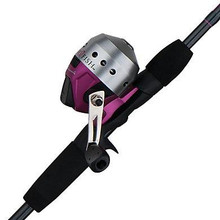 "Shakespeare Ladyfish Combo 5'6"" Med - Spincast"