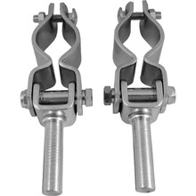 Attwood Oarlocks 1 Pair - 1/2 Shank