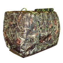 Mud River Bedford Uninsulated Kennel Cover