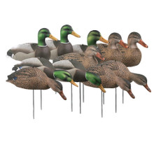 Avery GHG Over-Size Mallard Shells - 1 Doz Harvester Pack - 70167 - 700905701674