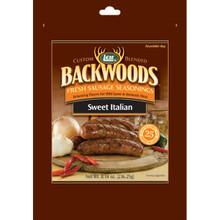 LEM Backwoods Sausage Seasoning - Sweet Italian - 25LBS of Meat