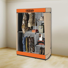 Scent Crusher Flexible Hunter Closet with Ozone