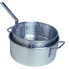 Camp Chef Aluminum Fry Pot Set 10.5QT - 033246201115