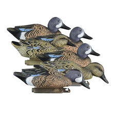 Higdon Foam Filled Standard Bluewing Teal Floaters - 6pk - 710617199539