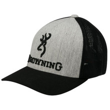 Browning Branded Cap - 023614487791