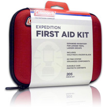Coleman First Aid Kit - 368093076044