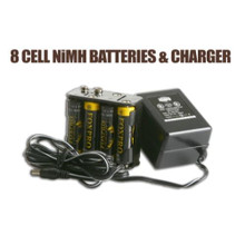 Foxpro Nimh Battery & Charger