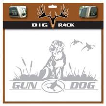 "Big Rack ""gun Dog"" Decal"