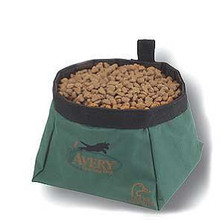 Avery Outdoors Ez-stor Collapsible Dog Bowl
