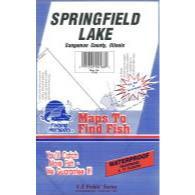 Springlake Map