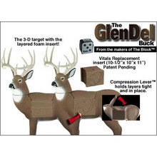 The Block Glendel Buck with Vital Insert
