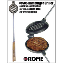 Wilderness Griller Cast Iron