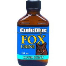 Code Blue Fox Urine