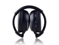 25 Folding Silent Disco Headphones + 2 Single Channel Transmitters