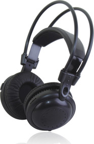 10 Silent Disco Headphones + 2 Single Transmitters