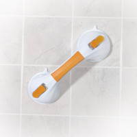 "12"" Suction-Cup Grab Bar"