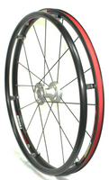 "24""  (540mm) Fusion 16 Rear Wheel With 16 Spokes. Sold as Pair"
