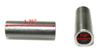 "M258 7/16"" x 1.75"" Bearing Spacer. Sold as Pack of 4"