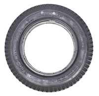 "F084B- 3.00-8 (14x3"") BLACK COLOR - NON MARKING TIRE- INVACARE STORM"