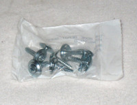 VH015 BACK & SEAT SCREWS With Washers Package of 8