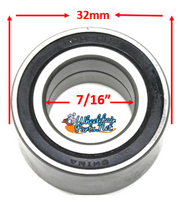 B52P-  7/16 X 32MM PRECISION BEARING, REF#6201-RS