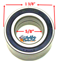 "B60P - 5/8 X 1 3/8"" PRECISION BEARING, REF. #99502H. Sold as Pack of 4"