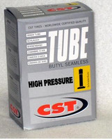 "I106P- 25-501 (22X1"") High Pressure Inner Tube, Standard Valve. Sold as pair."