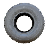 "T060P-  9 X 3.5"" (9X3.50-4) KNOBBY TIRE. SOLD AS PAIR"