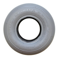"T070P-  9 X 2-3/4"" (280X250-4) RIB TIRE. SOLD AS PAIR"
