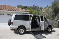 2003 Ford E350 for Quad Driver UVL 10