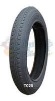 "T025 12 1/2 x 2 1/4"" (57-203) STREET TIRE. SOLD AS PAIRS."