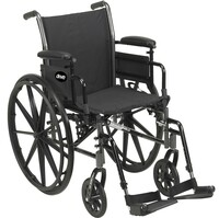 Drive Cruiser III Wheelchair Lightweight Dual Axle FREE SHIPPING