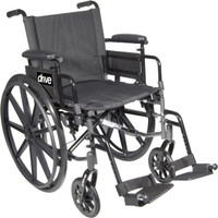 Drive Cirrus IV Wheelchair High Strength, Lightweight Dual Axle FREE SHIPPING