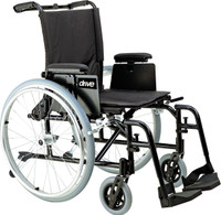 Drive Cougar Wheelchair, Ultralight Aluminum - FREE SHIPPING