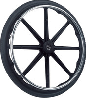 STDS840 Drive Medical Flat-Free Wheel With Handrim. Sold as pair.