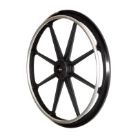 "24""x1-3/8"" Rear Wheel for the Drive Deluxe Sentra Full and Viper Plus Reclining Wheelchairs. Sold as Each"