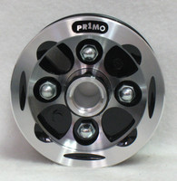 "CW270 8 x 2"" ALLOY WHEEL TWO PIECE WHEEL. 2 1/2"" Hub Width No Tire."