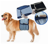 Male Dog Toilet Training Pants