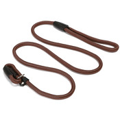 Brown Dog Training Rope Lead