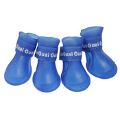 Blue Dog Wellies