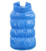Blue Dog Body Warmer Coat