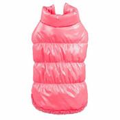 Pink Dog Body Warmer Coat