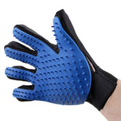 Blue Dog Grooming Glove