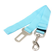 Blue Car Seatbelt Dog Lead