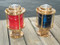 nautical dock piling lights