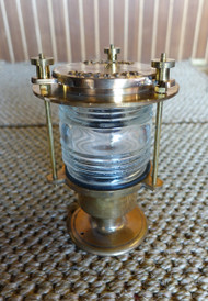 Seaborn nautical piling dock light