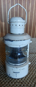 vintage nautical light
