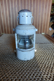 Vintage ship wall mounted light