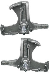 Oldsmobile Cutlass 1964-1972 Stock Height Spindles - McGaughys Part# 64074